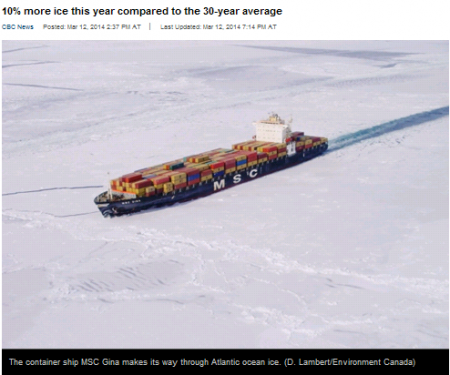 Coast guard warns of bad ice year for Atlantic Canada ships - Nova Scotia - CBC _2014-04-22_14-24-50