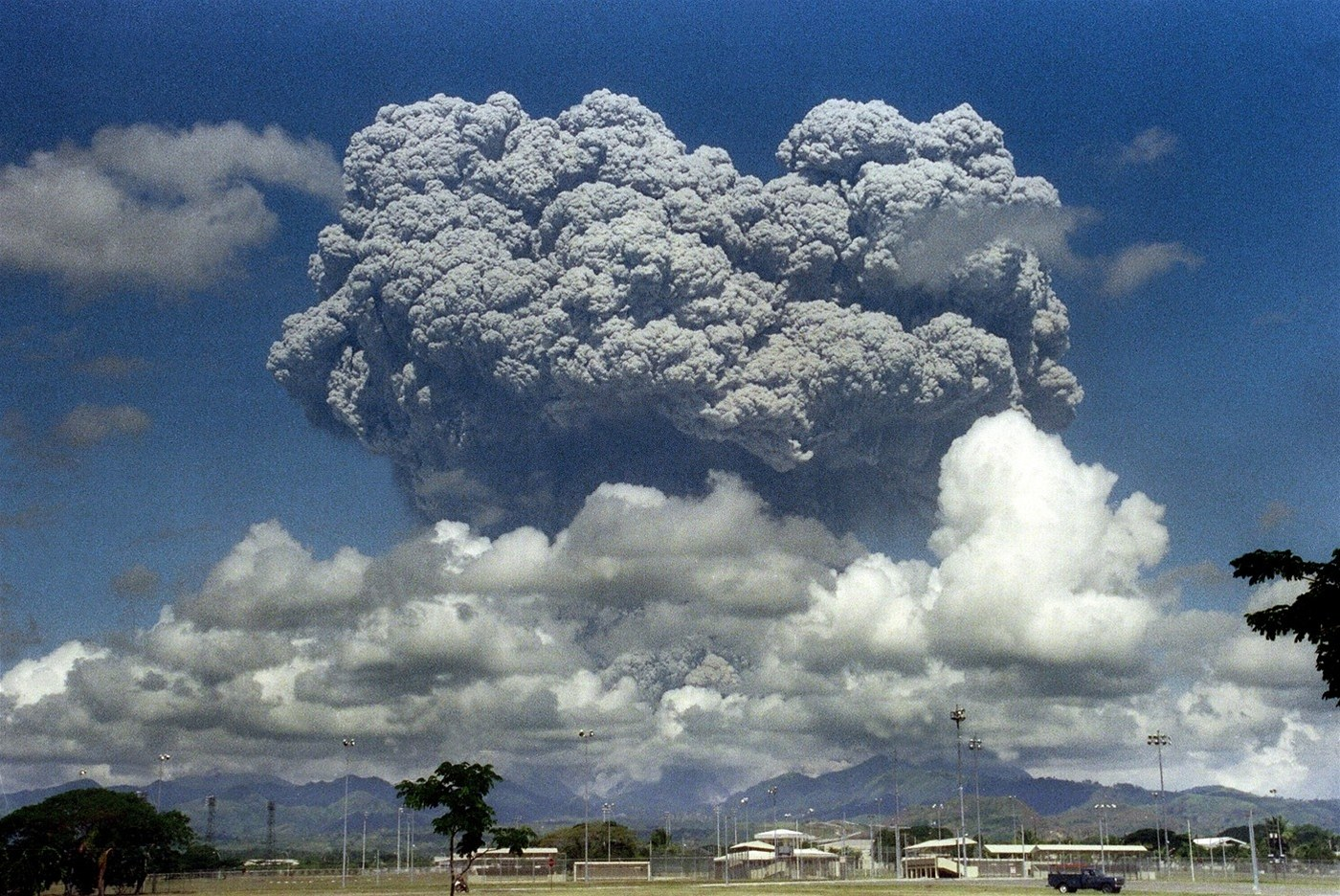pinatubo 12 June 1991